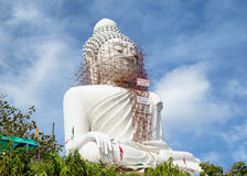 The Big Buddha of Phuket Stock Photo