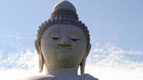 Big Buddha at Phuket, Thailand Royalty Free Stock Image