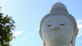 Big Buddha at Phuket, Thailand Royalty Free Stock Photography