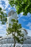 Big Buddha in Phuket; Thailand Royalty Free Stock Photo