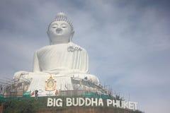 Big Buddha, Phuket, Thailand Stock Images