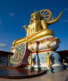 Big buddha in samui Royalty Free Stock Photography