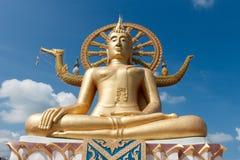 Big Buddha in Samui Royalty Free Stock Photos