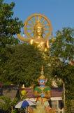 Big buddha on samui island, thailand Stock Images