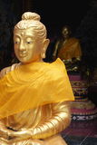 BIg Buddha Shrine statue Royalty Free Stock Image