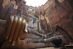 Big Buddha at Sri chum Temple in Sukhothai Stock Images