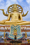 Big Buddha Statue Stock Photo