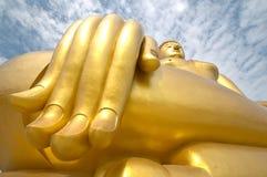 Big Buddha Statue Stock Photography