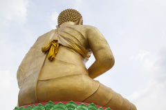Big Buddha statue, back side Stock Images