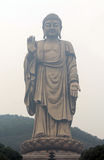 Big Buddha statue in china Royalty Free Stock Images