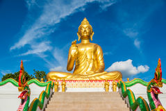 Big Buddha statue Stock Photos