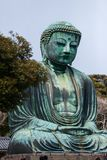 Big buddha statue. In Kamakura ,Japan stock photos