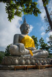The big Buddha statue Royalty Free Stock Photography