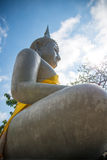 The big Buddha statue Royalty Free Stock Photos