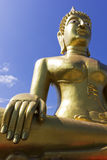 Big Buddha Statue In Pattaya Stock Image