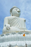Big Buddha Statue Phuket Thailand Stock Photos
