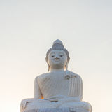 Big Buddha statue on Phuket Royalty Free Stock Photography