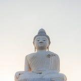 Big Buddha statue on Phuket Royalty Free Stock Photography