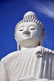 Big Buddha statue or Pra Puttamingmongkol Akenakkiri at Phuket Thailand Stock Photos