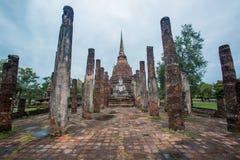 Big buddha statue Royalty Free Stock Images
