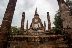 Big buddha statue Stock Images
