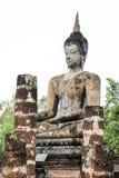 Big buddha statue Stock Image