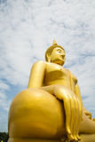 A big Buddha statue Stock Images