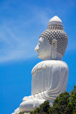 The big Buddha statue, Thailand Stock Photography