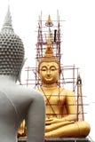 Big Buddha statue Royalty Free Stock Photos