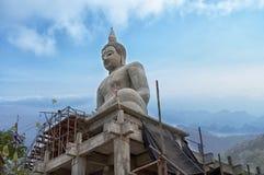 Big buddha statue Royalty Free Stock Photography