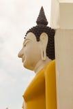 Big buddha statue at Wat Yai Phitsanulok, Thailand. Stock Photography