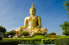 Big Buddha statue in the world Stock Photo