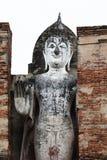 Big Buddha of Sukhothai Royalty Free Stock Images