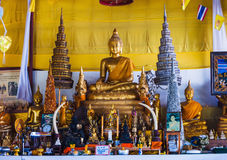 Big Buddha temple complex Stock Images