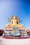 Big Buddha Temple in Koh Samui, Thailand Stock Photo