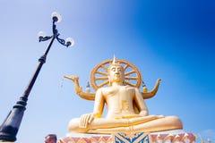 Big Buddha Temple in Koh Samui, Thailand Stock Photography