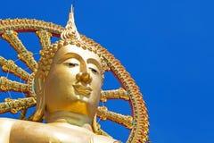 The big buddha temple at Koh Samui, Thailand Stock Photo