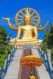 Big buddha temple at Koh Samui, Thailand Royalty Free Stock Photo