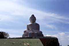 Big Buddha in Thailand Royalty Free Stock Image