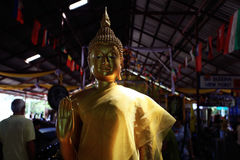Big Buddha in Thailand Royalty Free Stock Photography