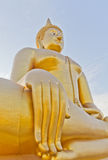 The Big Buddha Royalty Free Stock Images