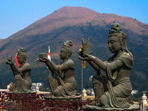 Big Buddha Stock Photos
