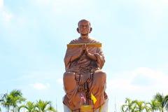 A Big Buddha in Wat Bot Temple. Pathum Thani , Thailand Stock Photos