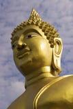 Big Buddha. In Wat Phra Yai Temple royalty free stock image