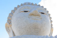 Big buddhha Royalty Free Stock Photos