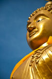 Big budha. Is locate is south of thailand Royalty Free Stock Images