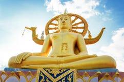 Big Budha. Thailand, Koh samui island. Asia. Royalty Free Stock Photo