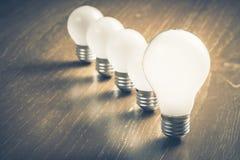 Big Bulb Leader Stock Photos