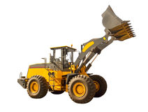 Big buldozer Royalty Free Stock Photos
