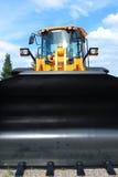 Big bulldozer Royalty Free Stock Image